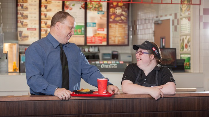 Wendy's Inclusive Hire